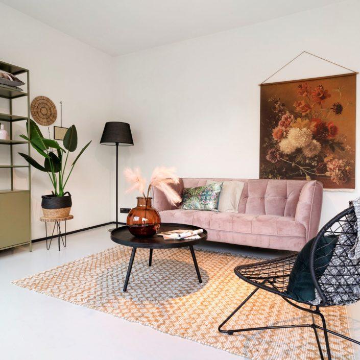 house of restyling meubelverhuur alkmaar woonkamer